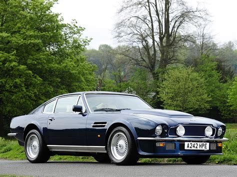 vintage aston martin aston martin v8 vantage oscar india automotive views