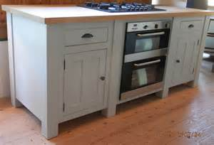 Free Standing Islands For Kitchens handmade solid wood base units freestanding kitchen