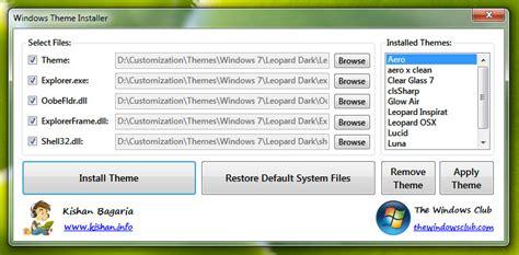 theme windows 8 1 installer windows themes installer