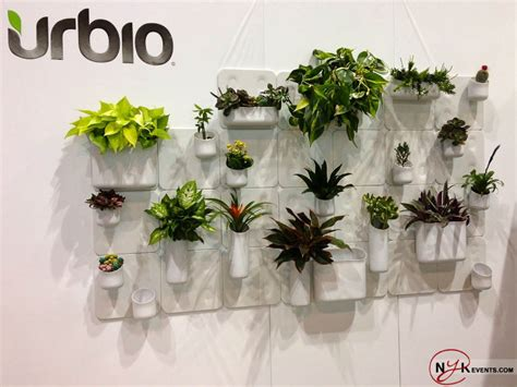 Iha 2013 Expo Shows Off Newest Product Trends Nowyouknow Urbio Wall Garden