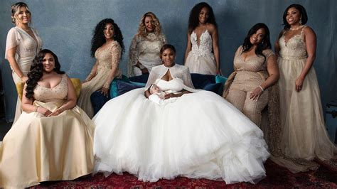 Israeli  Ee  Designer Ee   Clothes Serena Williams Bridal Party