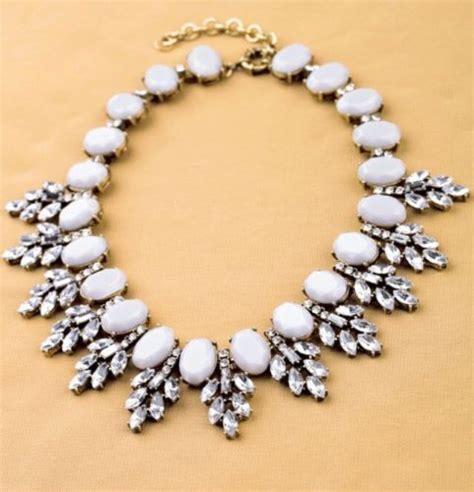 ebay for jewelry zara statement j crew grey