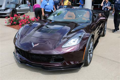 corvette colors 2017 corvette gets grand sport model 4 new colors 2