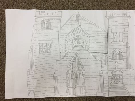 Sketches For 6th Graders by 6th Grade Class Line Drawings Collinsville Illinois