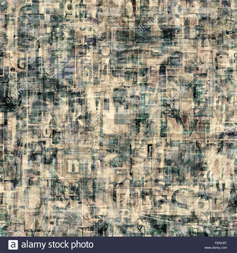 newspaper theme background grunge collage newspaper magazine letters on painted torn