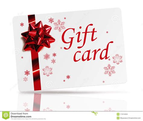 Gift Card Images Stock - gift card stock images image 17414404
