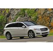 Mercedes Benz To Stop US Sales Of American Made R Class Wagon