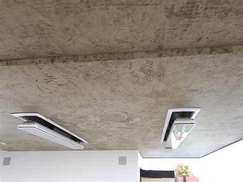 Chauffage Plafond by Encastrement De Chauffage Dans Un Plafond