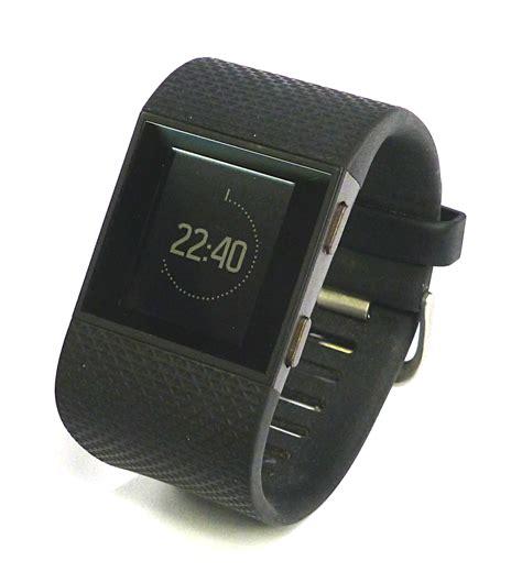 Fitbit Surge Fitness fitbit surge fitness activity tracker fb501bks eu small