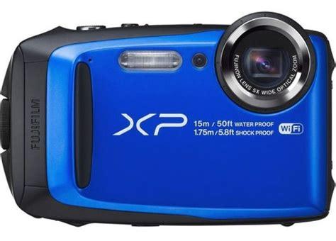 Kamera Fujifilm Underwater buat yang menarik dengan bantuan kamera digital