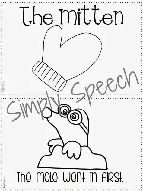 jan brett the mitten coloring pages coloring home