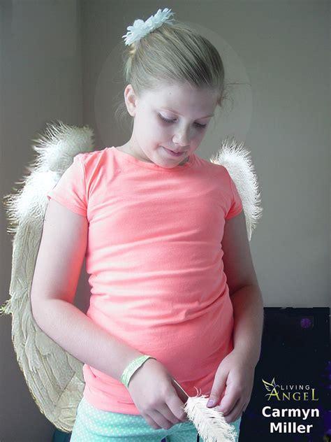 angels girl teen tween model living angel carmyn miller chris miller flickr