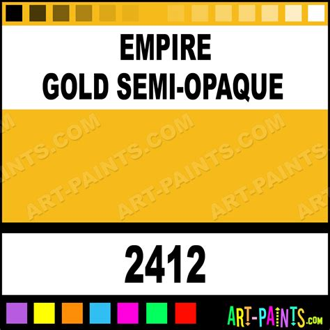 empire gold semi opaque ceramcoat acrylic paints 2412 empire gold semi opaque paint empire