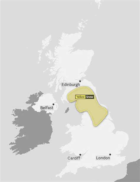 will it snow tomorrow met office weather warning for snow forecast map uk met office issues weather warning