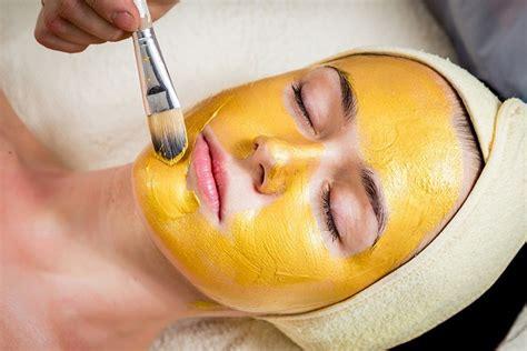 Milk Honey Gold Hair Mask Masker Rambut benefits of turmeric for skin for everlasting