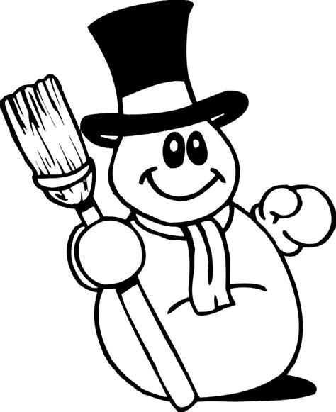 cute snowman images cliparts