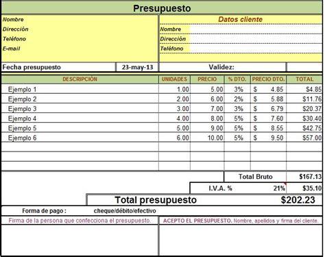 formato de excel para calculo de declaraciones mensuales 2016 planilla de excel para hoja de presupuesto planillaexcel com