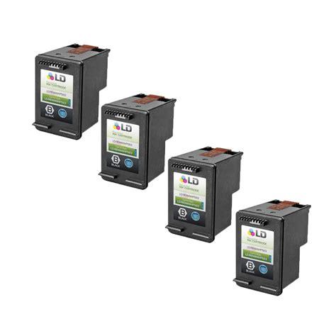 Printer Hp Toner 4p 61xl black printer ink cartridge for hp ch563wn inkjet