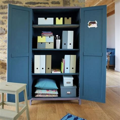 Repeindre Une Vieille Armoire by Relooking Meuble Repeindre Une Vieille Armoire En