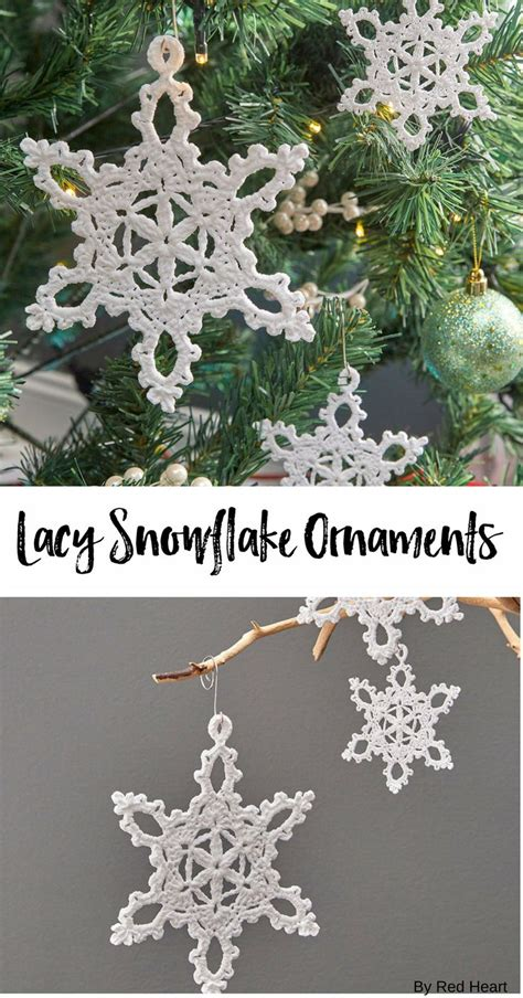 snowflake knitting pattern ornament 2596 best new new free patterns images on pinterest