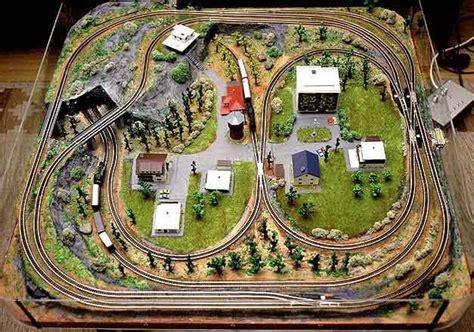 ho layout guide free ho train layouts 4 x 6 train model guide