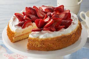 Cheese Di Carrefour strawberry shortcake cheesecake market basket