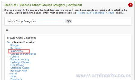 membuat yahoo group langkah langkah membuat mailis di yahoo groups twentynine 29