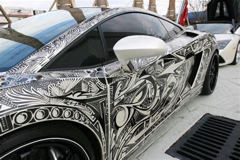 Sharpie Lamborghini Gallery Illustration Sharpie Lamborghini
