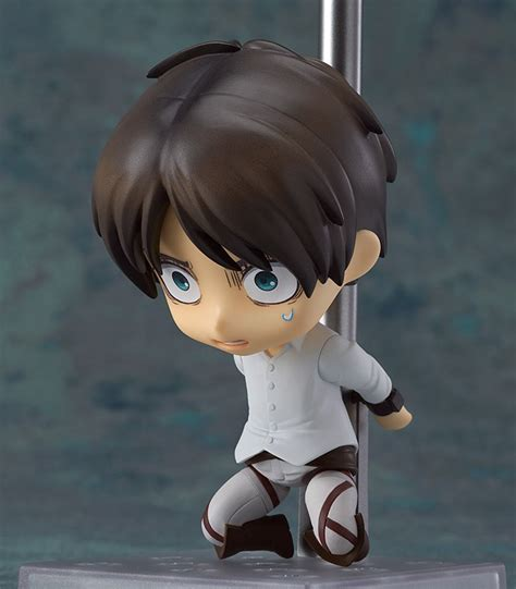 Nendoroid Attack On Titan Eren Yeager nendoroid attack on titan eren yeager 375