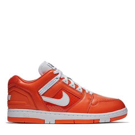 Nike Sb Supreme 2 nike sb air 2 x supreme quot baroque brown quot shoe engine