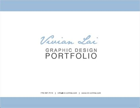 portfolio of graphic design in pdf vivian lai portfolio graphic design pdfsr com