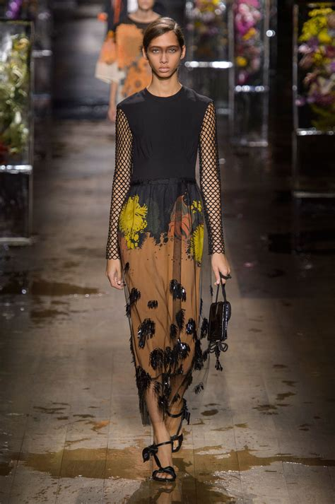 Dries Noten Summer by Dries Noten At Fashion Week 2017 Livingly