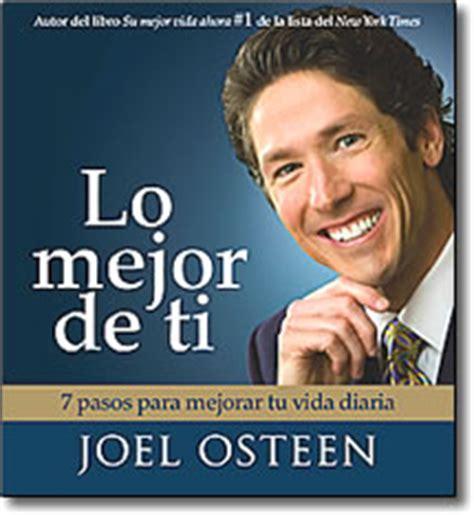 Joel Osteenespaol   lo mejor de ti joel osteen discount