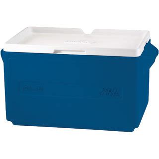 48 Cans Stacker Cooler Blue coleman 48 can stacker cooler blue in india shopclues