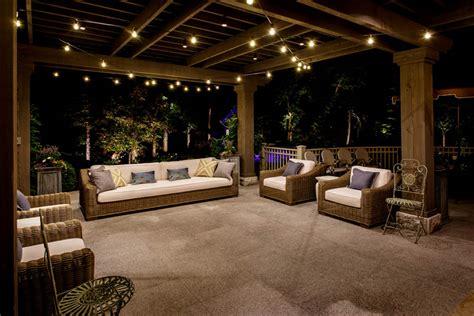patio pergola  deck lighting ideas  pictures