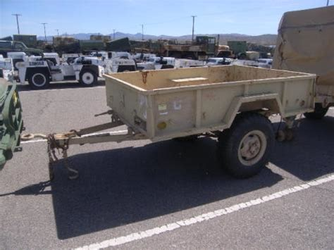 military truck bed pics of truck bed trailers page 2 pirate4x4 com 4x4