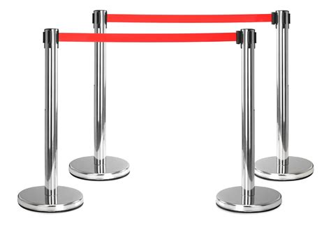 Stand Partisi System Silver 4 X 6 M stagecaptain pls 200b barricade crowd direction system