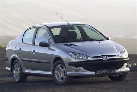 peugeot 206 sedan peugeot 206 sedan specs 2006 2007 2008 2009 2010