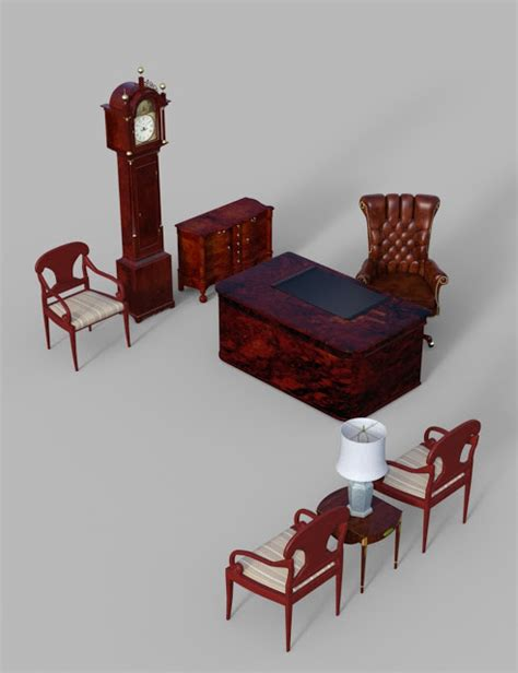 daz3d software for free daz 3d furniture set