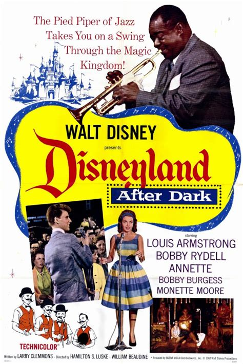 film disneyland disneyland after dark movie posters from movie poster shop