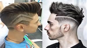 style haircuts stylish undercut hairstyle for mens 2016 youtube
