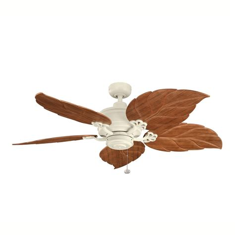 decorative ceiling fans with lights decorative fans 320102adc crystal bay 52 quot indoor outdoor