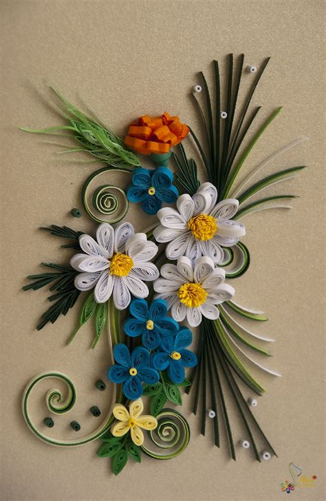paper quilling flowers pattern neli quilling cards quilled flowers 2 pinterest neli