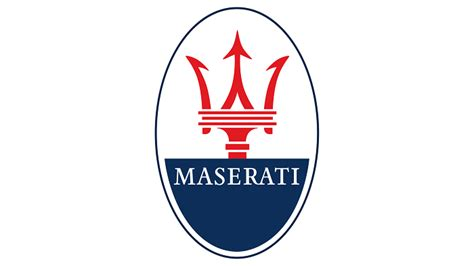 maserati logo design history and evolution