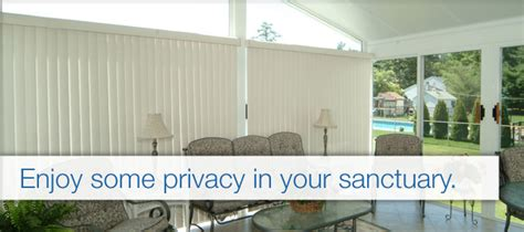 Beautiful Home Interior Design Sunroom Blinds And Patio Shades Great Day Improvements