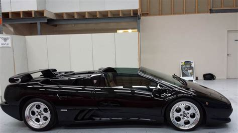 Lamborghini Car Collection My Car Collection 187 Lamborghini Diablo Roadster