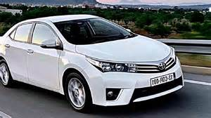 White Toyota Corolla Toyota Corolla 2015 White Wallpaper 1280x720 25145