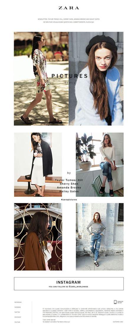 zara newsletter photo email design www datemailman fashion newsletters 60 best 02 zara images on email design email newsletters and email design inspiration
