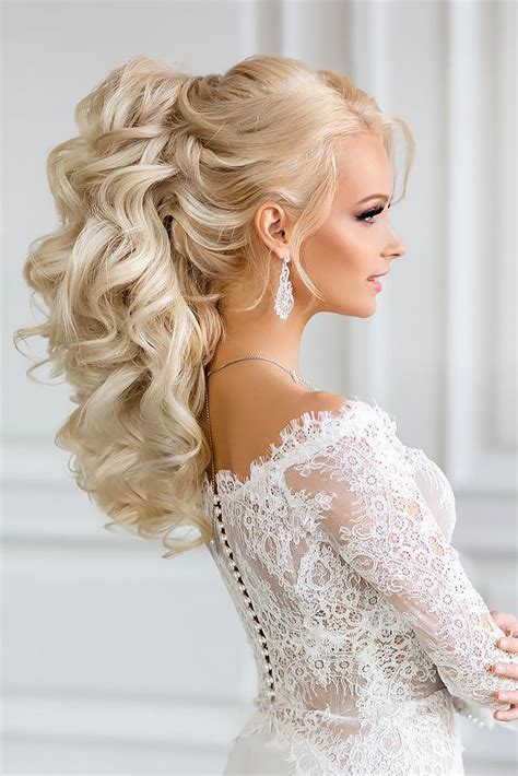 33 oh so curly wedding hairstyles تصريحات الشعر curly wedding hair wedding
