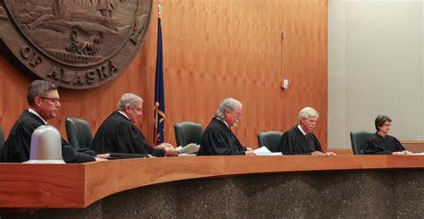 Alaska Supreme Court Search Alaska Supreme Court Reaffirms Tribal Immunity From Lawsuits